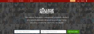 best freelance sites - college recruiter