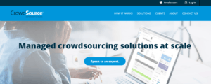 best freelance sites - crowdsource
