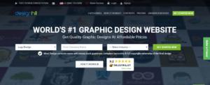 best freelance sites - design hill