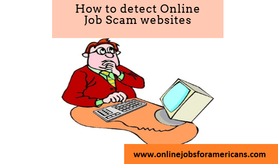 How to detect Online Job Scam websites?