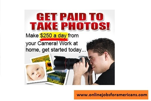 get paid for photos