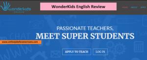 wonderkids english review