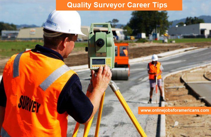 Building Industry Career Tips: Quality Surveyor