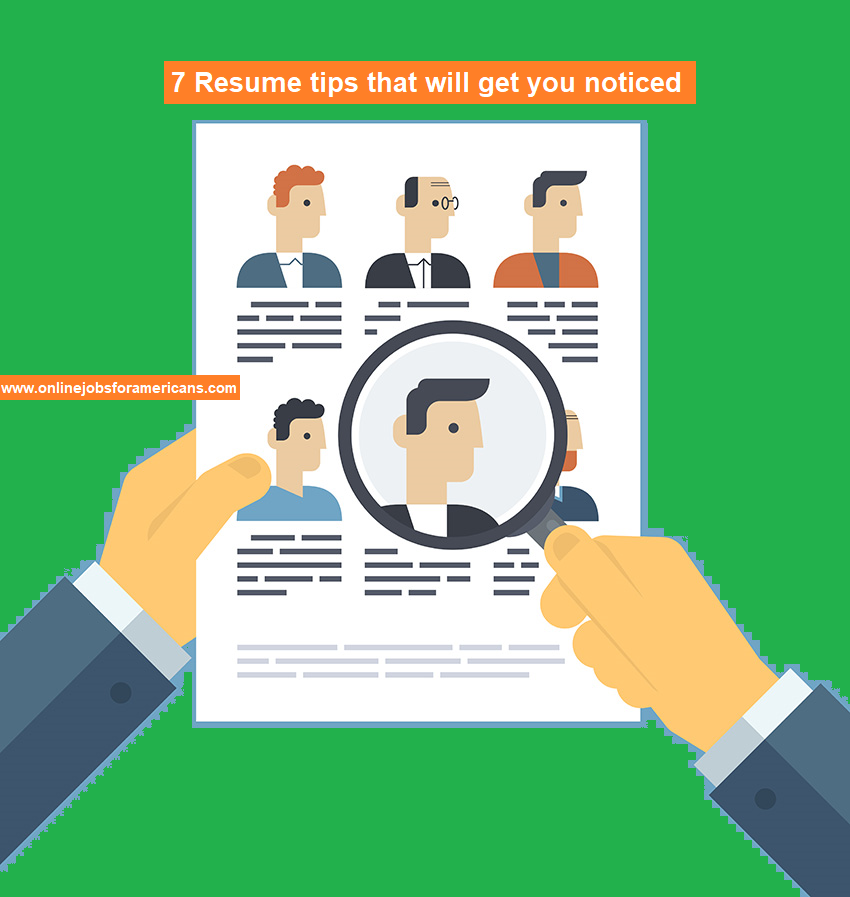 How To Craft A Resume That Will Get You Noticed
