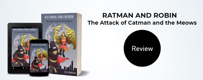 ratman and robin the attack of catman and the meows review